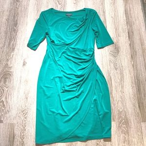 Gorgeous Green Body Con Dress
